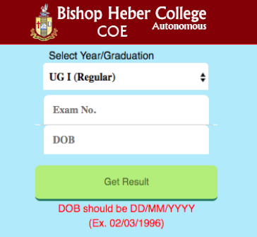 BHC results November 2019 at bhc.edu.in are out today.