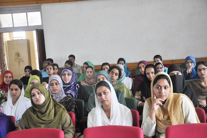 Kashmir University results, evaluation results status check.