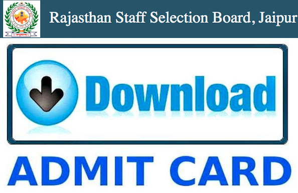 RSMSSB librarian grade 3 admit card 2019 and exam date has been notified.