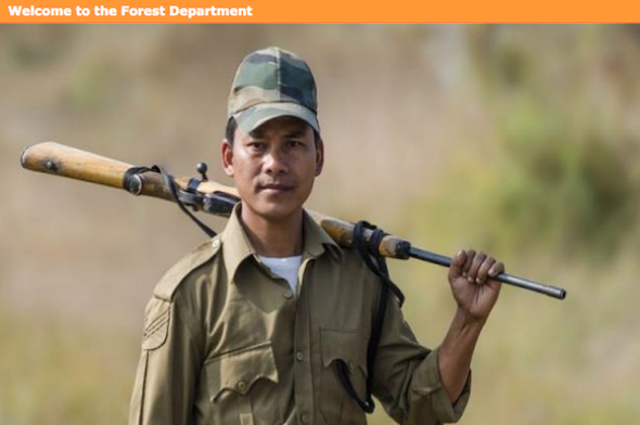 DOFW admit card 2020 Delhi forest guard exam