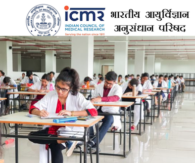 ICMR Assistant result 2021 date