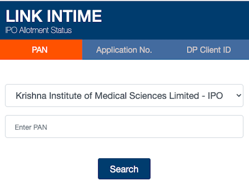 Link Intime clean science IPO allotment status